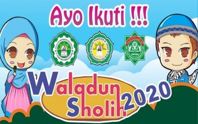 LOMBA WALADUN SHOLIH 2020
